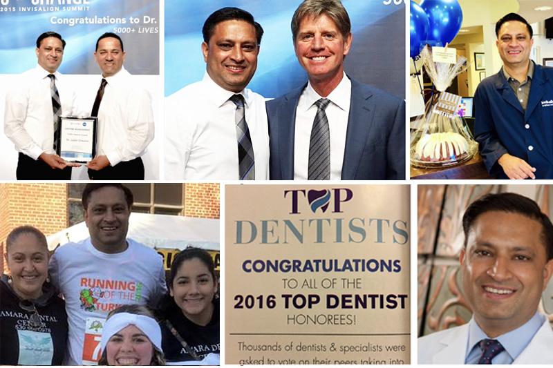 Amara Dental Center Awards
